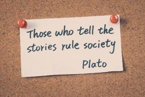 verhalend schrijven