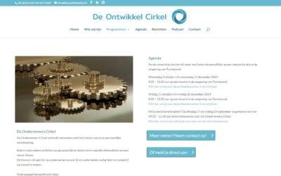 De Ontwikkelcirkel – een website voor coaching
