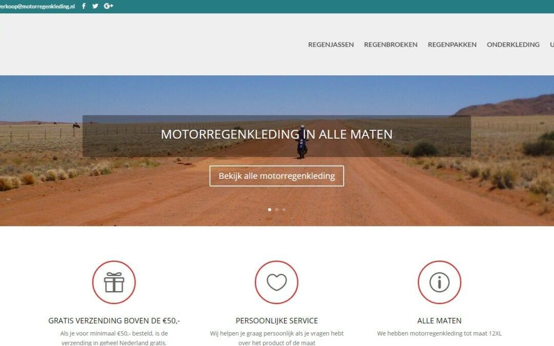 Dama regenkleding – een webshop voor motorkleding